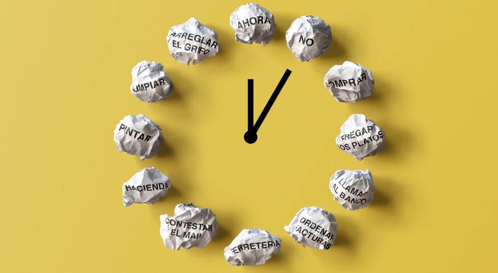 Procrastinar: un rasgo de personalidad peligrosa. Carlos Casaleiz Psicólogo Málaga