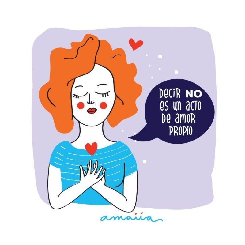 """Saber decir """"no"""" en el amor. Casaleiz Psicólogo Málaga"""