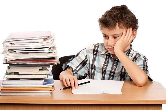 Cuando el niño/a no quiere hacer los deberes: 6 reglas útiles.