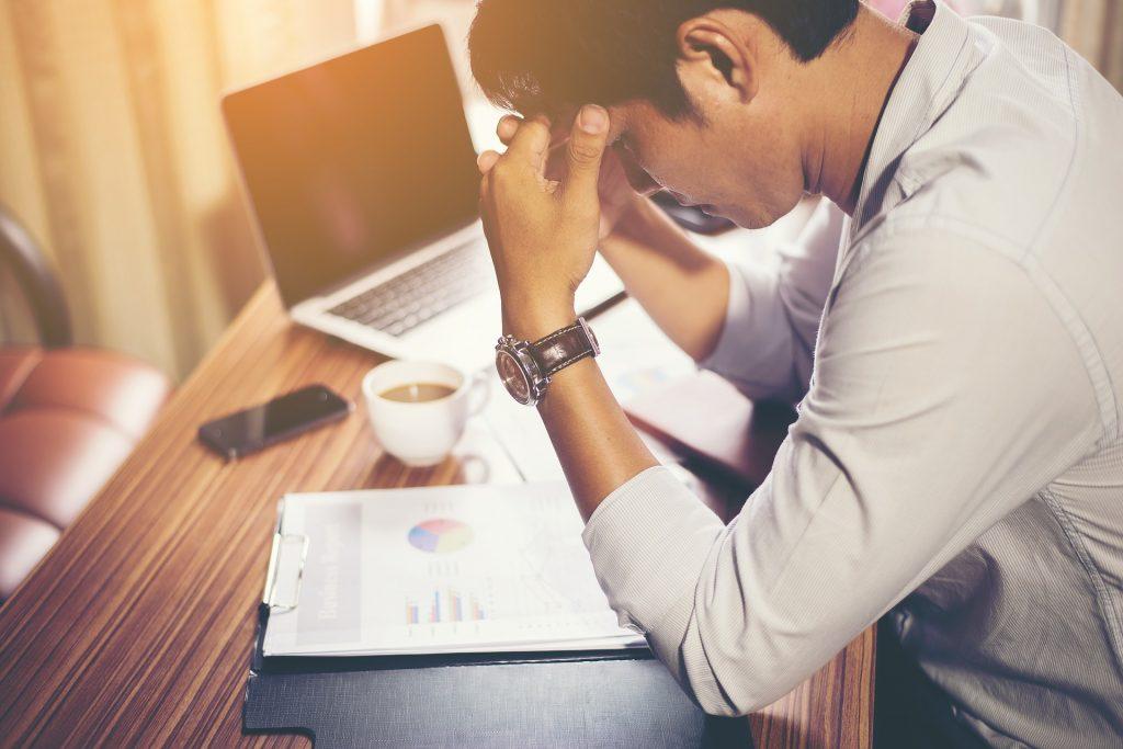Cuando el trabajo se transforma en estrés