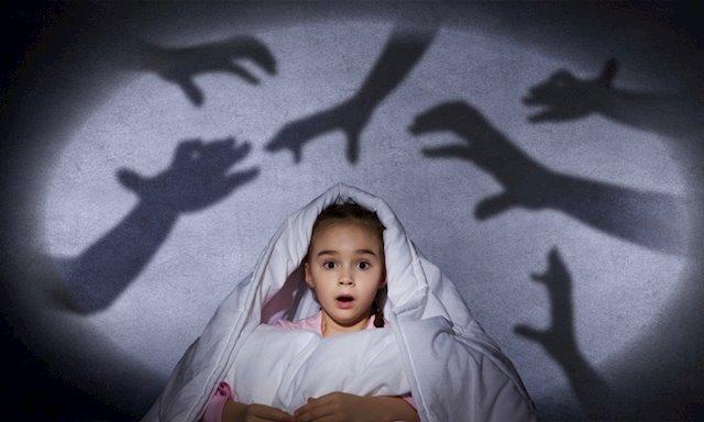 El miedo de los niños. Cómo ayudarles